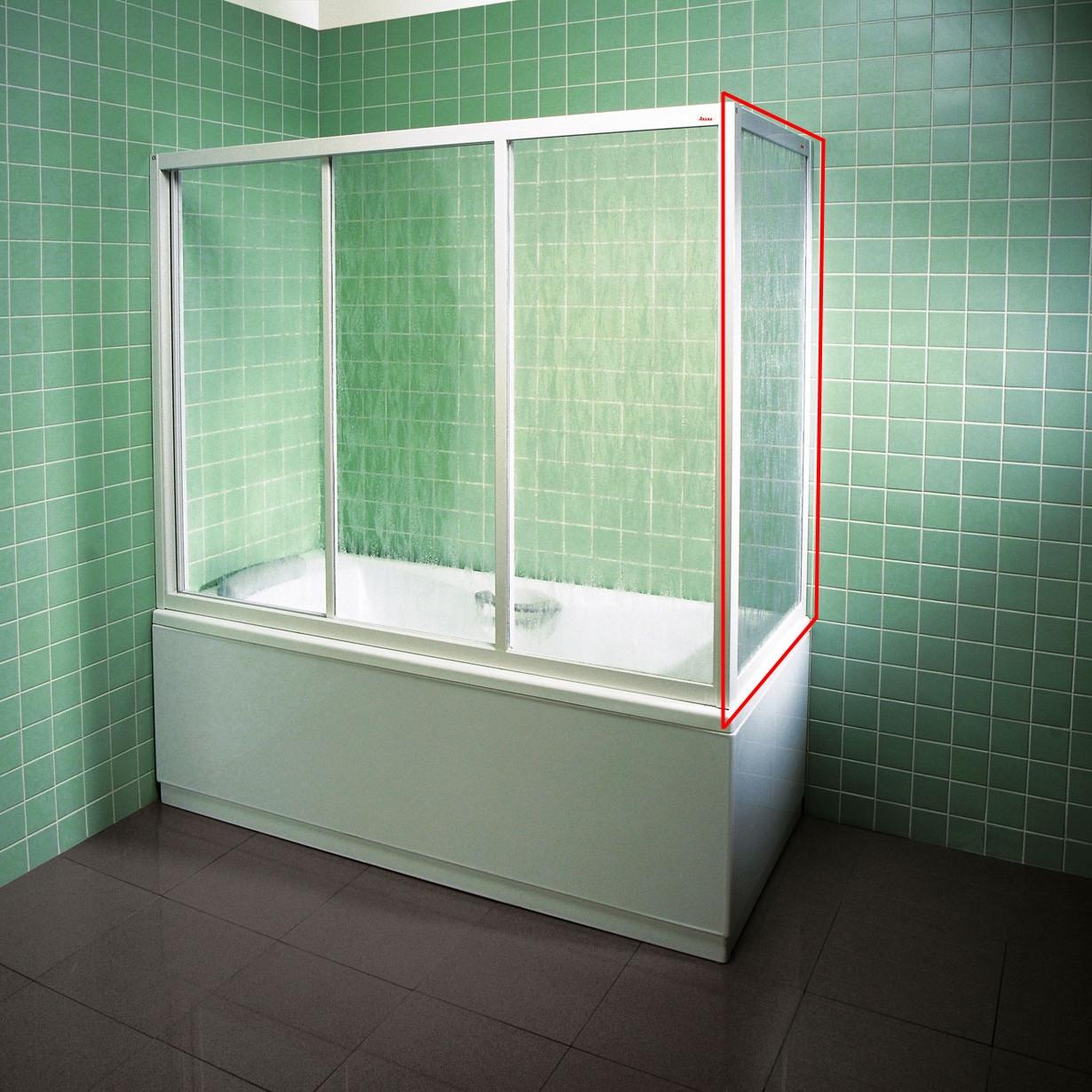 APSV-80 (Grape) Satin Жорстка стінка для ванни