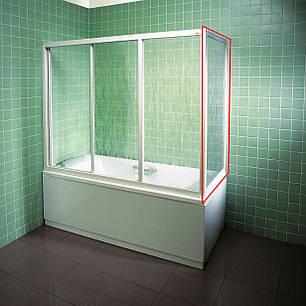 APSV-80 (Grape) Satin Жорстка стінка для ванни, фото 2