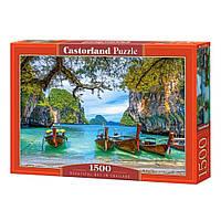 """Пазл """"Красивый залив в Тайланде"""", 1500 элементов Castorland (5904438151936)"""