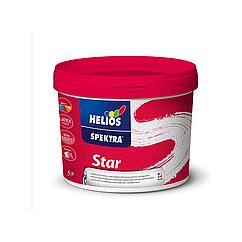 Полуматовая краска для стен и потолка Helios Spektra Star 5л (Хелиос Спектра Стар)