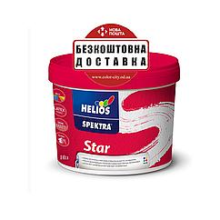 Полуматовая краска для стен и потолка Helios Spektra Star 10л (Хелиос Спектра Стар)