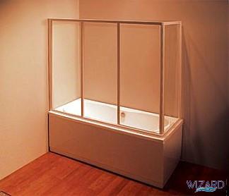 APSV-75 (Grape) Жорстка стінка для ванни