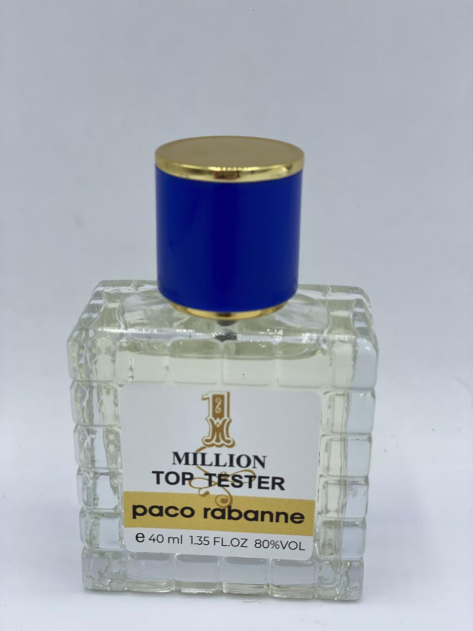Paco Rabanne 1 million  for men Top Tester 40 мл