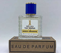 Paco Rabanne 1 million  for men Top Tester 40 мл, фото 2