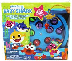 Настільна гра Spin Master : весела рибалка Baby Shark