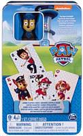 Карткова гра Spin Master Щенячий Патруль з ексклюзивною фігуркою