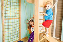 Как выбрать шведскую стенку для ребенка?
