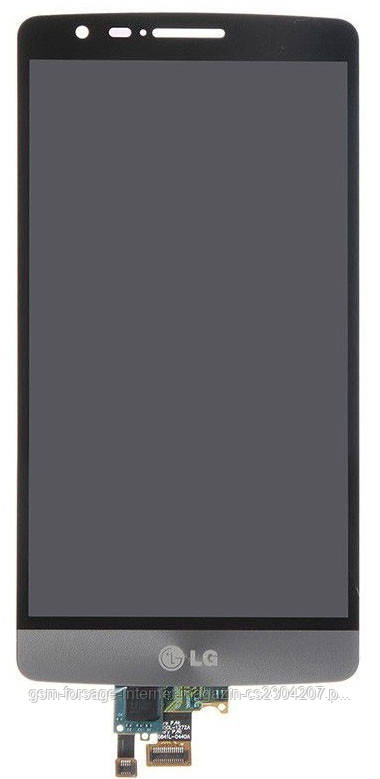 Дисплей LG G3S D722, D723, D724, D725 complete with touch Black