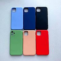 Силиконовый чехол-накладка Silicone Case для iPhone 11 Pro