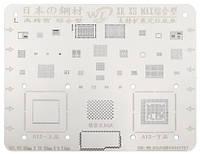 Трафарет BGA Mechanic VS07 универсальный для Huawei (MSM8953 / MSM8916 / MSM8952 / MSM8940)