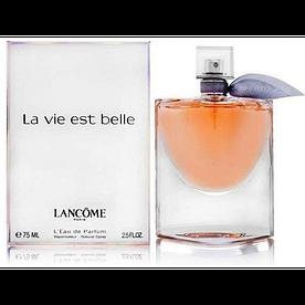 Женская парфюмированная вода Lncome La Vie Est Belle 75 мл