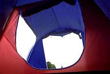 Палатка туристична Presto Monsun 4 Pro клеєні шви, H2O 3500мм, фото 3