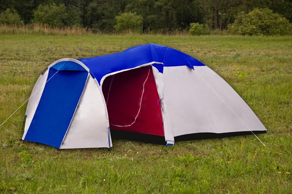 Палатка туристична Presto Monsun 4 Pro клеєні шви, H2O 3500мм