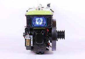 Двигатель дизельный с водяным охлаждением  SH190NL - Zubr (10 л.с.) КОД  3982