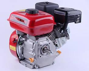 Двигатель 170F - (под шпонку Ø20mm) (6.5 л.с.) КОД  3995