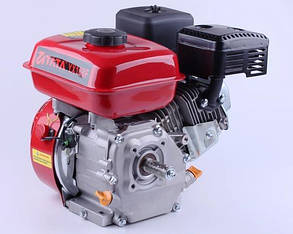 Двигун 170F - (під шпонку Ø20mm) (6.5 л. с.)