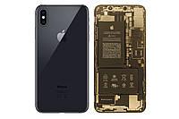 Корпус iPhone XS Max OR Black (снятый с телефона с шлейфами и аккумулятором)