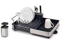 Набор аксессуаров для кухни Joseph Joseph SINK (дозатор + сушка для посуды и приборов) 85189