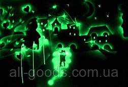 Детский набор для творчества Рисуй Светом А4. Планшет для рисования в темноте, фото 3