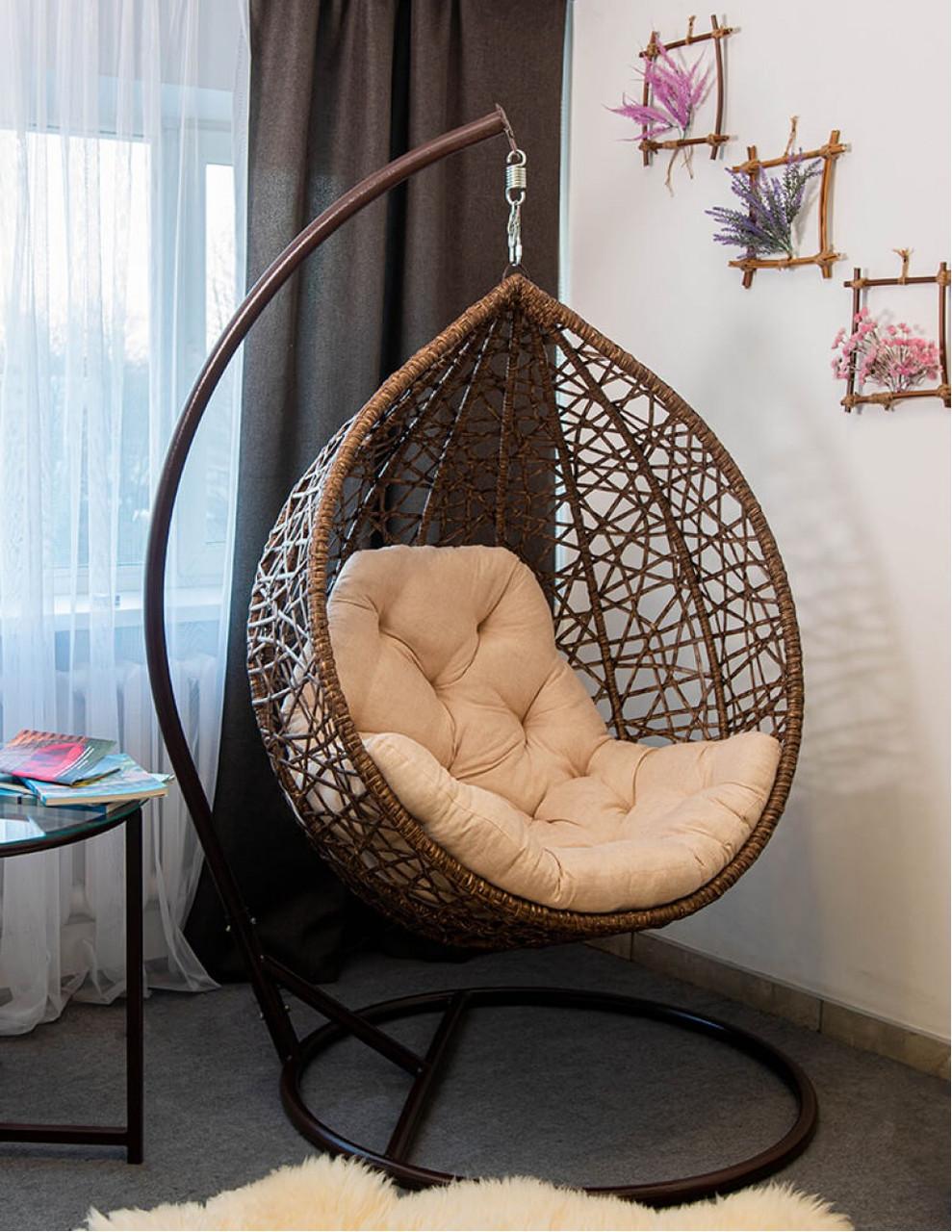 Кресло-кокон подвесное АртВуд Новинка