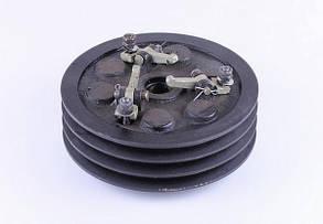Муфта зчеплення в зборі мототрактор 3 струмка - MFC