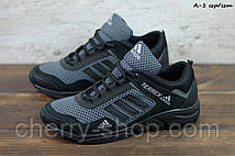 Мужские кожаные кроссовки Adidas , Весна 2021