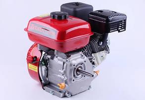 Двигун 168F - (під конус: L-70mm Ø16/Ø19mm) (6.5 л. с.) КОД 3997