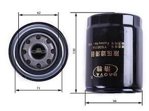 Фильтр на минитрактор масляный гидравлики DongFeng 354/404 (YX0811A) YX0811A