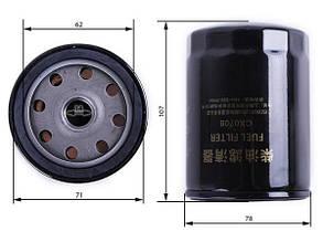 Фильтр на минитрактор топливный ДТЗ 454/504 (CX0708) CX0708