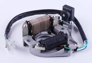 Якорь генератора (2 катушки) - Дельта
