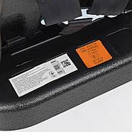 Детское автокресло трансформер EL Camino STEP ME 1017 Royal Medium Gray от 0 до 36 кг, фото 10