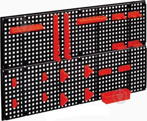 Панель перфорированная для инструментов 800 Х 250 Х 80 мм TM VIROK 79V186 (Китай)