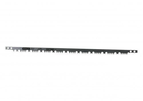 Полотно по дереву для лучковой пилы Raker Tooth 610 мм с закаленным американским зубом STANLEY 1-15-446