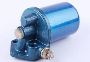 Фильтр на минитрактор масляный Xingtai 120/224 (J0708A) в сборе с клапаном J0708A
