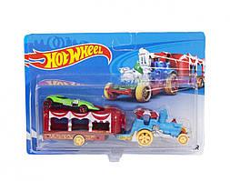 Машина Hot Wheel TRUCK червоний YG Toys