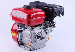 Двигатель 168F - (под шлицы Ø20mm) (6,5 л.с.)