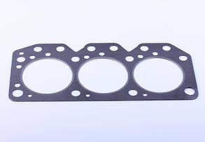 Прокладка головки двигуна ГБЦ D-80mm LL380 ( Jinma 200/204, Булат 200/204) КОД 7235