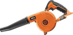 Пылесос аккумуляторный LI-ION 18 В 2.9 м³/мин (без аккумулятора) (4935464986) AEG BGE18-0 (Германия)