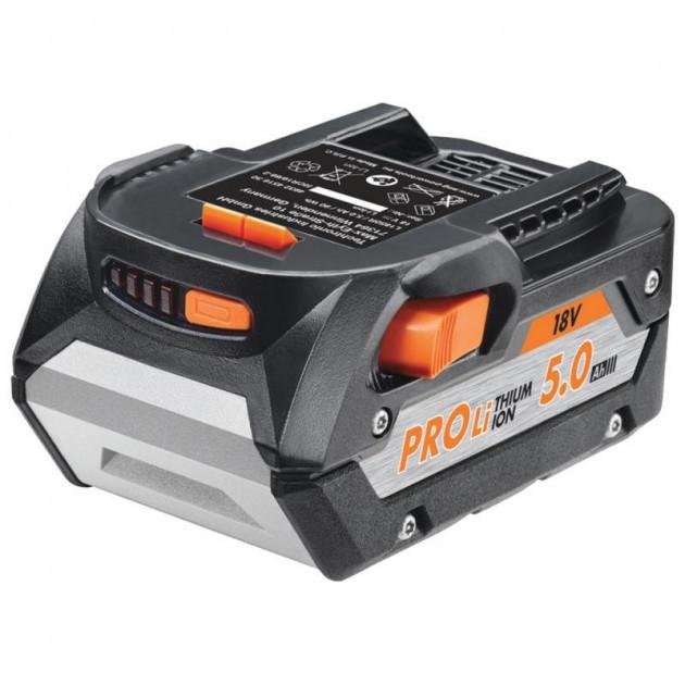 Аккумулятор для инструментов  LI-ION 18 В/ 5 Ач (4932451630) AEG L1850R (Германия)