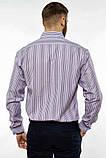 Сорочка чоловіча офісна класичного крою (2 кольори, р. 38-42), фото 4