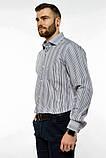 Сорочка чоловіча офісна класичного крою (2 кольори, р. 38-42), фото 8