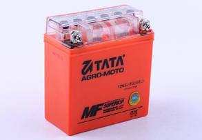 Аккумулятор гелевый, 5Аh-YTX12N5-3B, оранж., 120*61*129мм - OUTDO, Active