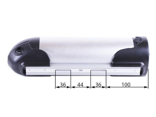 Батарея 36v 10.4 а для велонаборов (аккумулятор) последнего поколения   КОД  9442