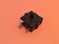 Переключатель мощности для обогревателя, электрокамина на 6 выходов (контактов)     Китай