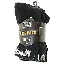 Шкарпетки Magnum Base Pack Black, 1уп/3шт M800784