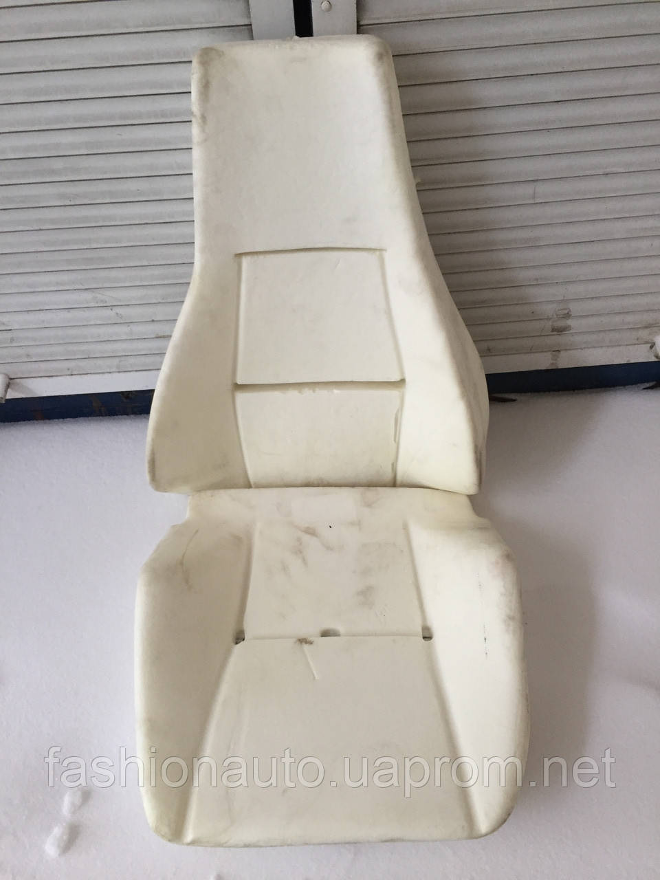 Пенолитье сидений ВАЗ 2107