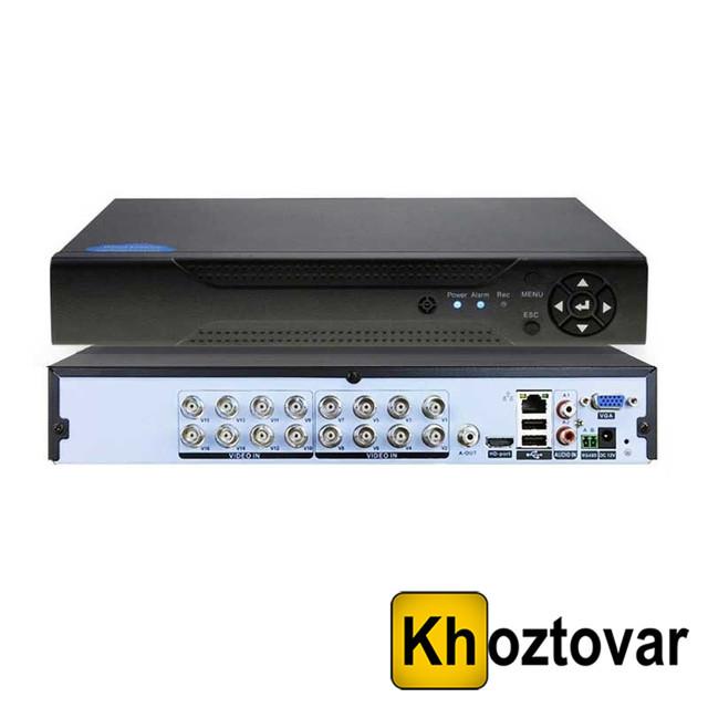 Комплект видеонаблюдения DVR 3704 AHD | Регистратор 4-х канальный