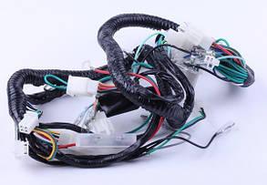 Проводка на мотоцикл  центральная          СВ 125/150 КОД 9542