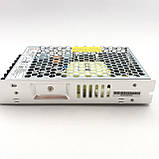Блок питания для светодиодной ленты 12В 150Вт MEANWELL LRS-150-12. Трансформатор для лед ленты, фото 5