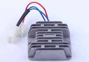 Реле зарядки (2 разъема 3 провода) - 178F/186F КОД  3288